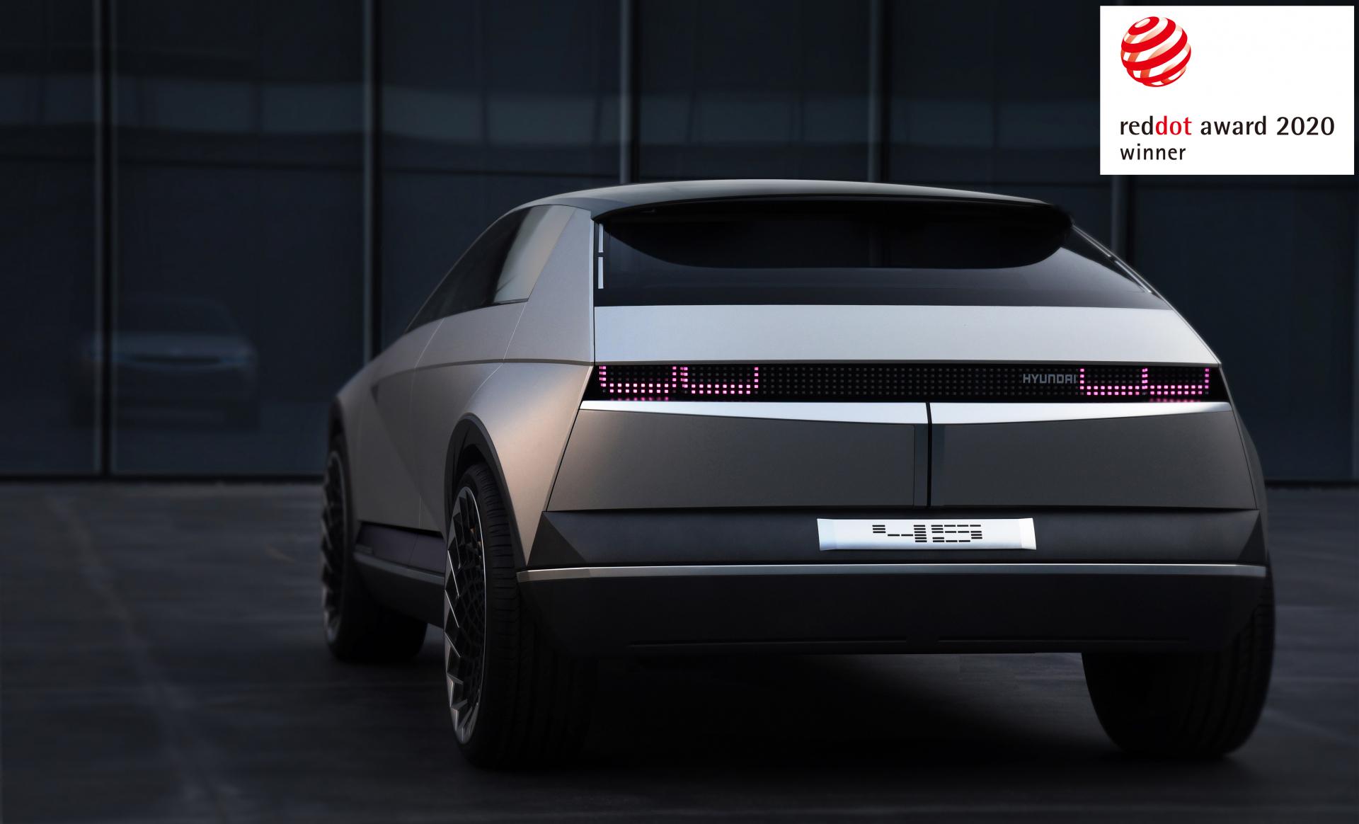 Компанія Hyundai Motor отримала три нагороди Red Dot Award 2020 за концептуальний дизайн | Богдан-Авто Запорожье - фото 10