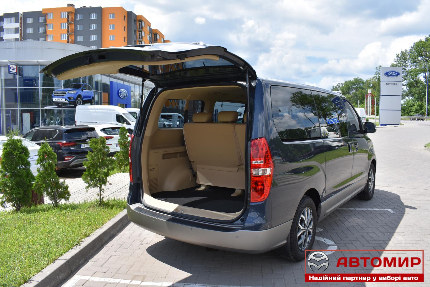Розкрийте свої можливості з новим Hyundai H-1   Хюндай Мотор Україна - фото 9