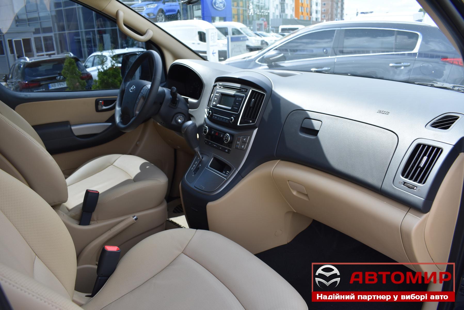 Розкрийте свої можливості з новим Hyundai H-1   Хюндай Мотор Україна - фото 10