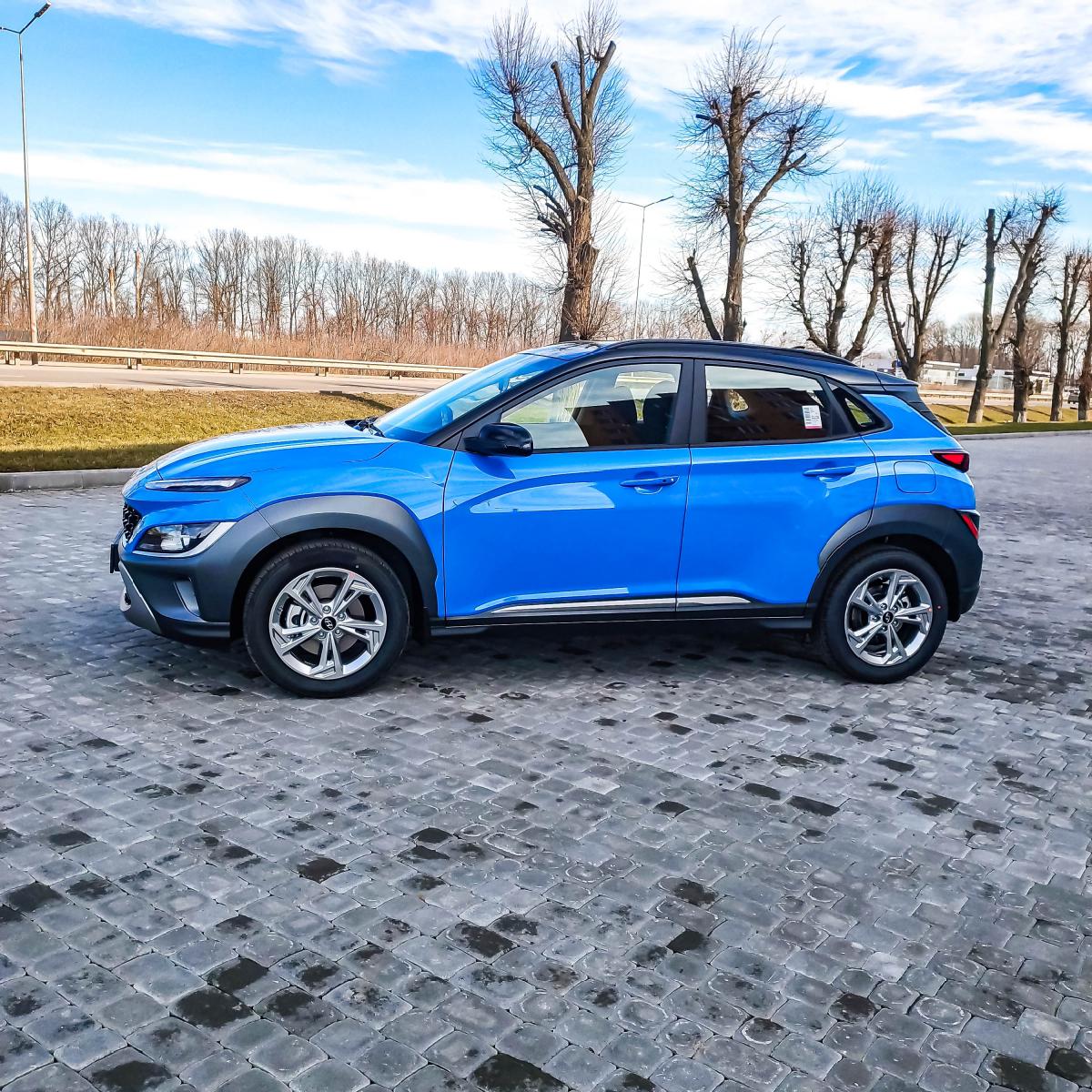 Надзвичайний автомобіль з незвичайним кольором!   Хюндай Мотор Україна - фото 15