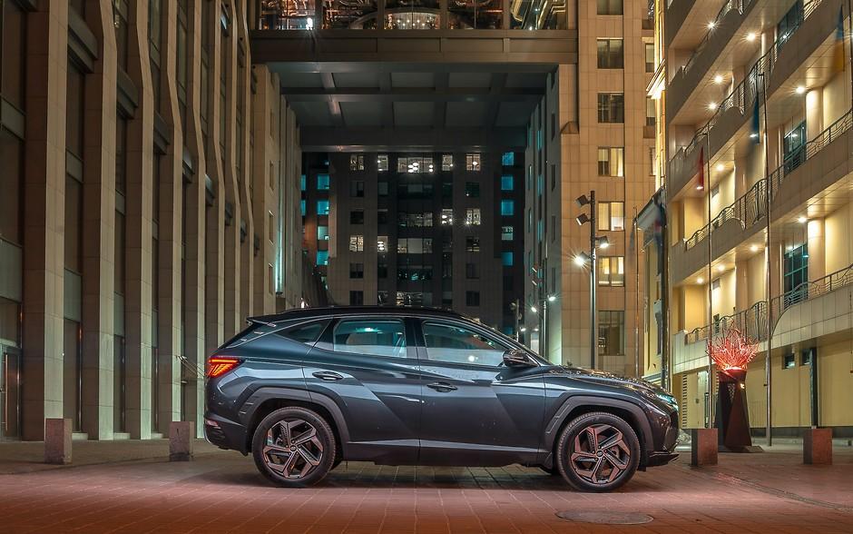 Тест-драйв Hyundai Tucson: Порушник спокою | Богдан-Авто Запорожье - фото 28