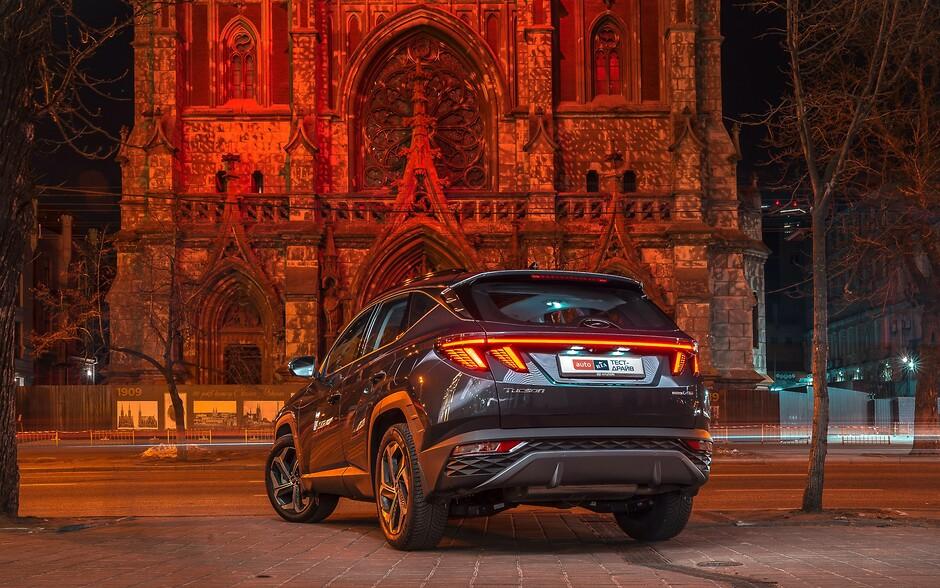 Тест-драйв Hyundai Tucson: Порушник спокою | Богдан-Авто Запорожье - фото 27