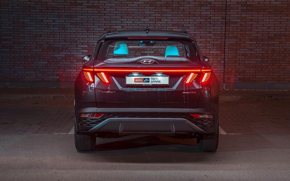 Тест-драйв Hyundai Tucson: Порушник спокою | Богдан-Авто Запорожье - фото 25