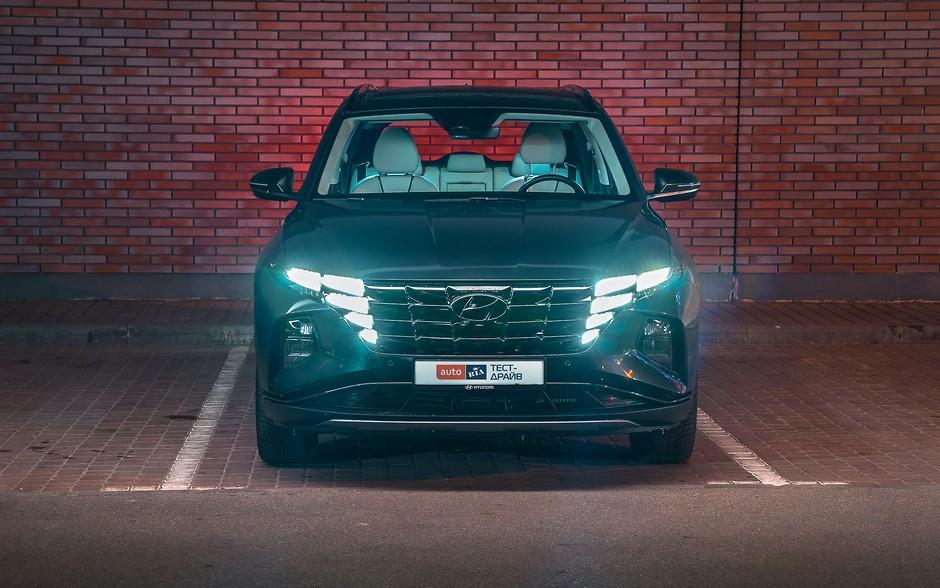 Тест-драйв Hyundai Tucson: Порушник спокою | Богдан-Авто Запорожье - фото 24