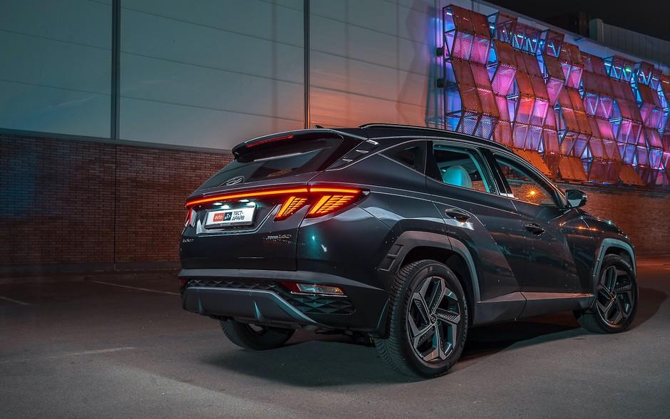Тест-драйв Hyundai Tucson: Порушник спокою | Богдан-Авто Запорожье - фото 23