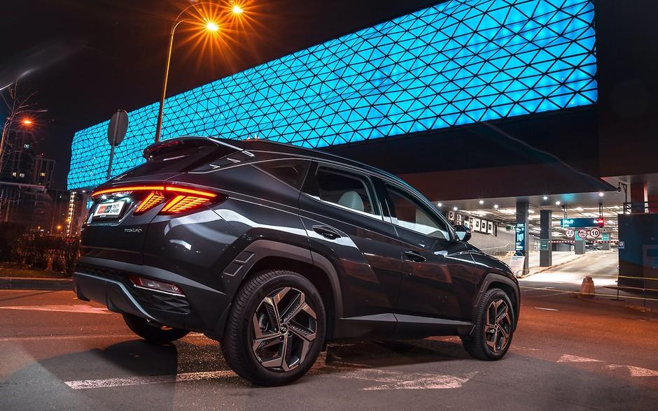 Тест-драйв Hyundai Tucson: Порушник спокою | Богдан-Авто Запорожье - фото 21