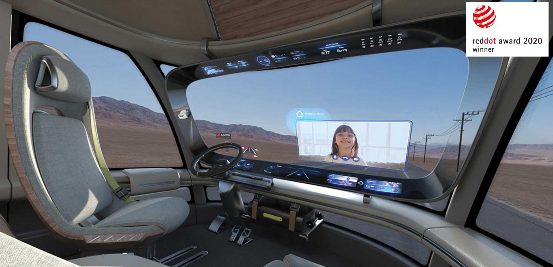 Компанія Hyundai Motor отримала три нагороди Red Dot Award 2020 за концептуальний дизайн | Богдан-Авто Запорожье - фото 12