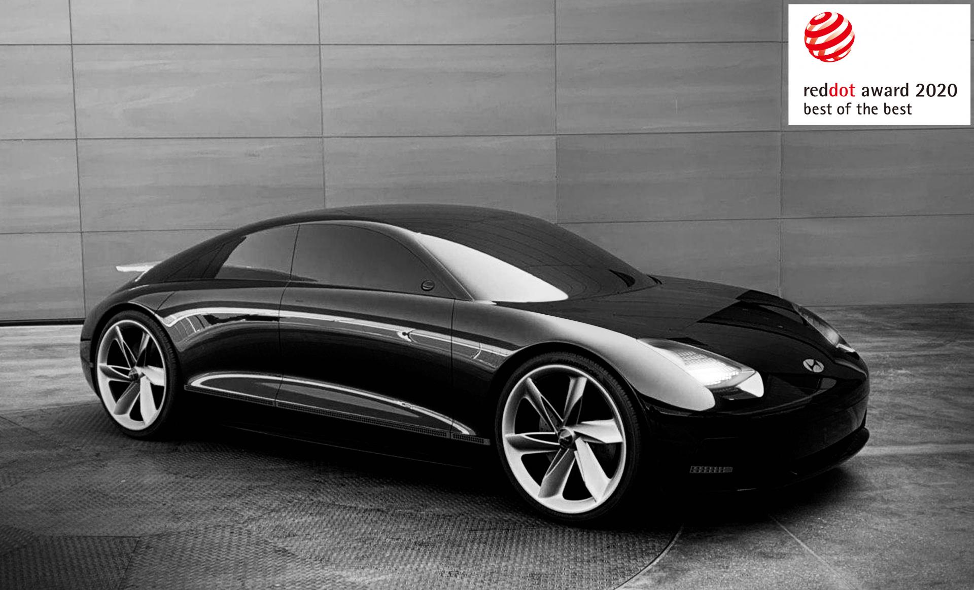 Компанія Hyundai Motor отримала три нагороди Red Dot Award 2020 за концептуальний дизайн | Богдан-Авто Запорожье - фото 14